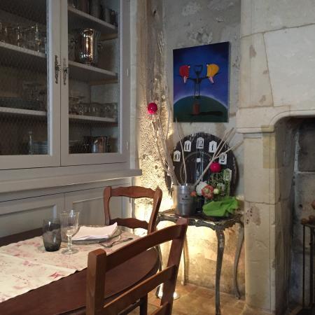La Credence : Très convivial avec une cuisine comme à la maison !