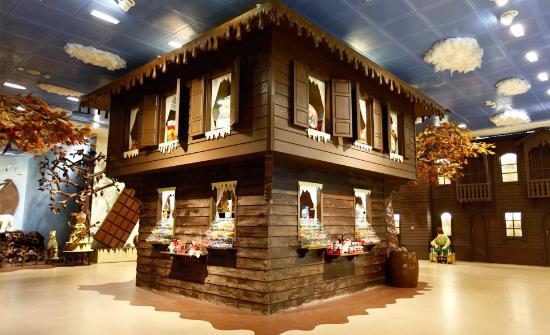 Pelit Chocolate Museum