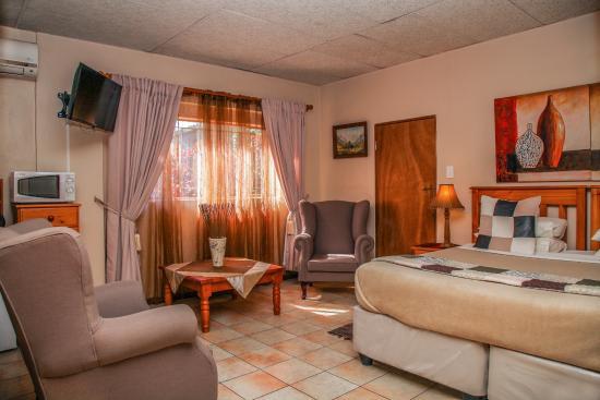 Aber Jetz Guesthouse: Kingsize room