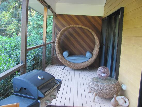 Limpinwood, Australien: Balcony