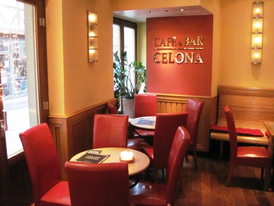cafe celona a nice place to relax and refuel in hannover 20 oct 15 bild von cafe bar. Black Bedroom Furniture Sets. Home Design Ideas