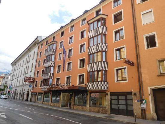 Hotel Innsbruck - Hotels - Innrain 3, Innsbruck, Tirol ...