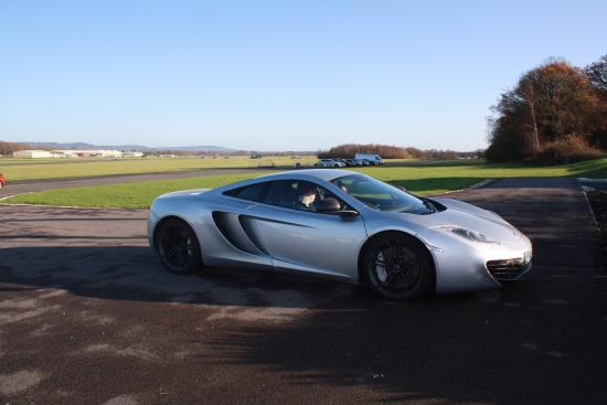 Dunsford, UK: McLaren Day