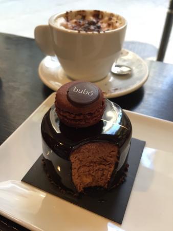 Cafe Bubo Cioccolata