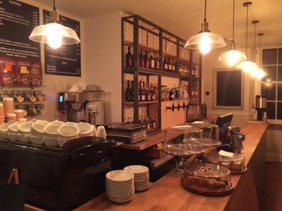 cafe au lait picture of cafe au lait bath tripadvisor. Black Bedroom Furniture Sets. Home Design Ideas