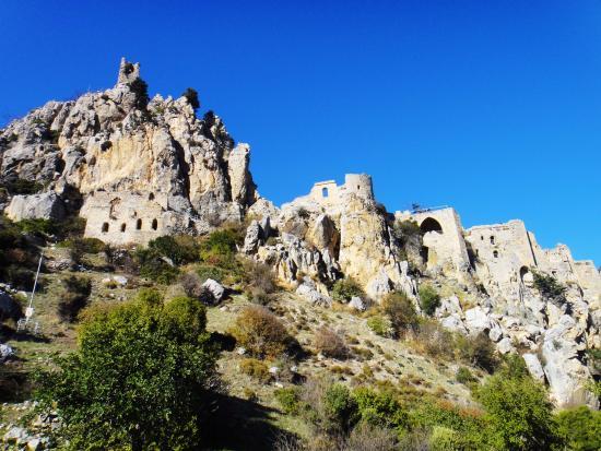 Zamek św. Hilariona