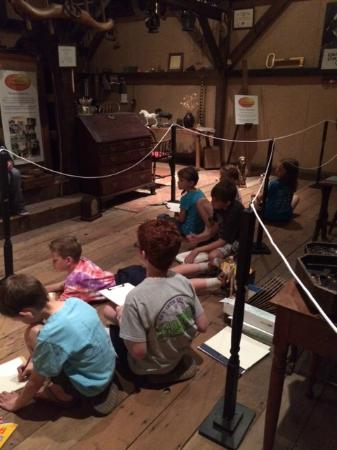 Dakota Discovery Museum : Summer Kids program - 2015