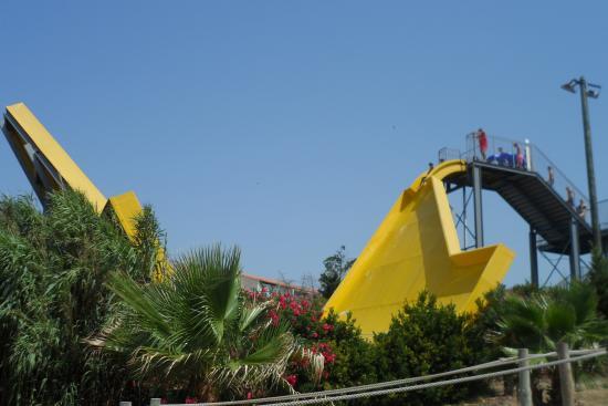 Aqualand picture of aqualand cap d 39 agde cap d 39 agde for Cap d agde jardin d eden