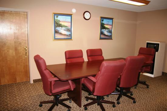 Hampton Inn Killeen : Boardroom