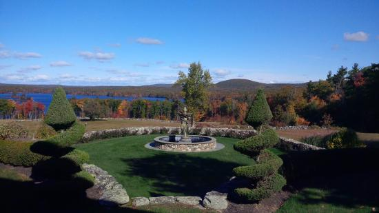 Ashburnham, MA: The amazing view