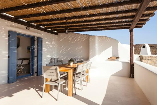 Panormos, اليونان: 4 Bedroom Private Pool Villa