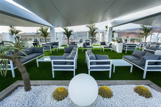 Roof S Lounge Picture Of Labranda Marieta Playa Del Ingles