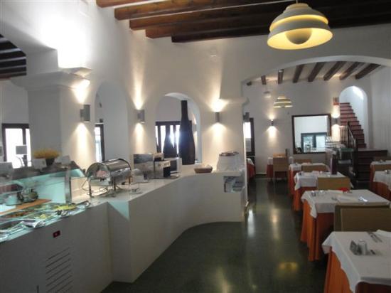 Fiesta Hotel Cala Gracio: Restaurant