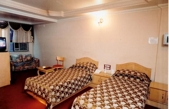 Hotel Swan Inn: Room 2