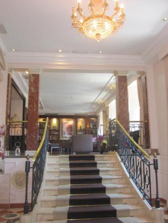 Sofitel Villa Borghese Hotel Rome Italy