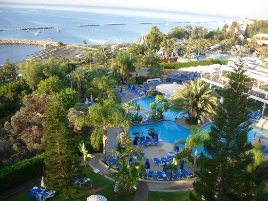Mediterranean Beach Hotel Beautiful View