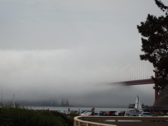 Bay Area Discovery Museum: FOG!