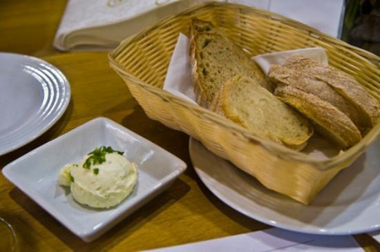 Velke Bilovice, Чехия: pečivo