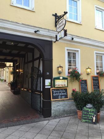 stadtschänke, Königstein im Taunus - Restaurant Bewertungen ...