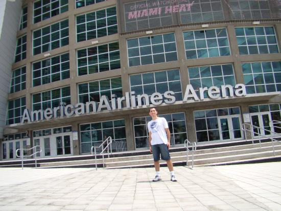 attraction review reviews american airlines arena miami florida