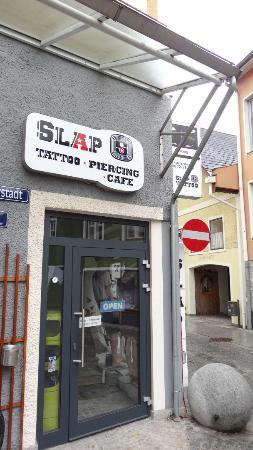 Slap Stage
