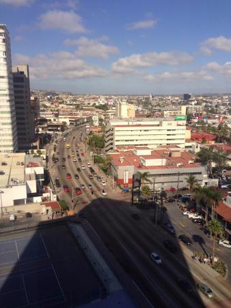 Grand Hotel Tijuana: Panorama