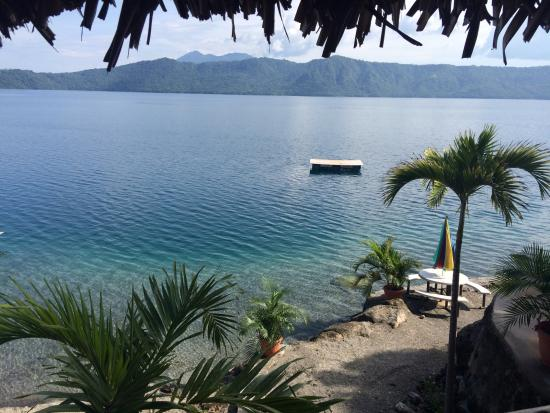 Jicaro Island Lodge Granada: Apollo lagoon