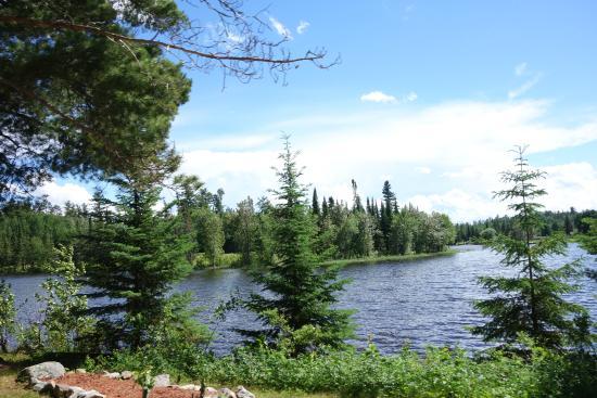 Ash River, MN: Namakan Lake