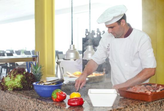 Hotel JS Yate: Restaurant