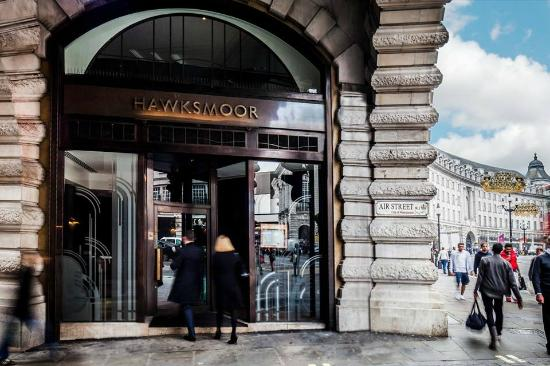 Photo of Steakhouse Hawksmoor Air Street at 5a Air Street, London W1J 0AD, United Kingdom