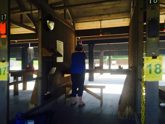 Parma Woods Shooting Range