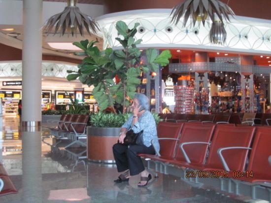 Hotel Venera: Hotel lobby