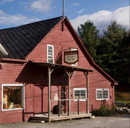 H.N. Williams General Store : Another Picture of Store