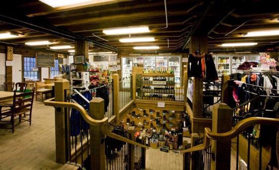 H.N. Williams General Store : Inside