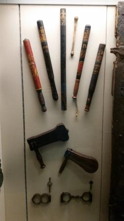 Museum in the Park : police artefacts
