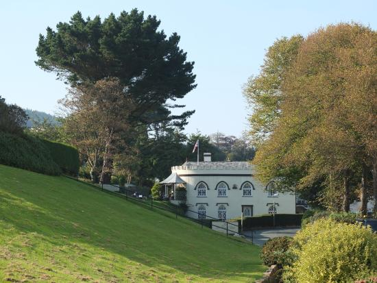 Hotel Grounds Picture Of Royal Glen Hotel Sidmouth Tripadvisor