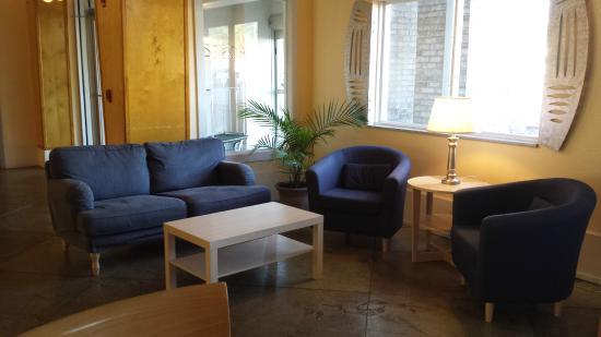 Baymont Inn & Suites Lawrenceburg: Lounge