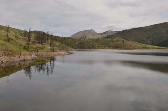 Bellvue, CO : The reservoir