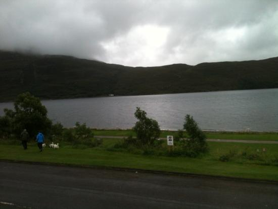Old Surgery Guesthouse: View of Loch Broom