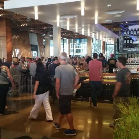 Brigantine Seafood Restaurant : A MASSIVE Micro Brewery