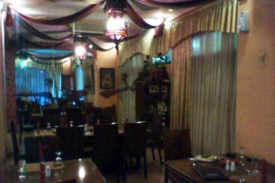 New Sindbad: в ресторане