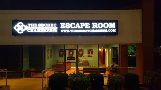 Escape room ridgmar