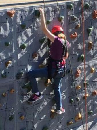 Glenwood Canyon Zipline Adventures : Almost to the top