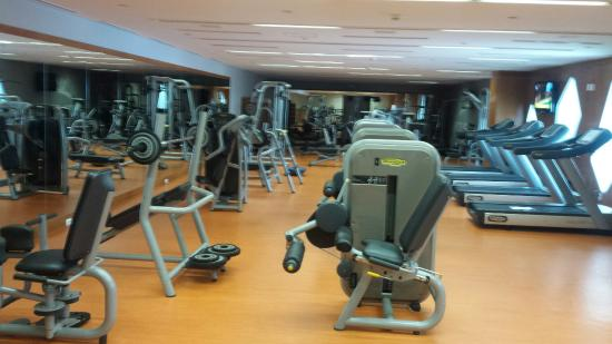 Talatona Convention Hotel: Gym