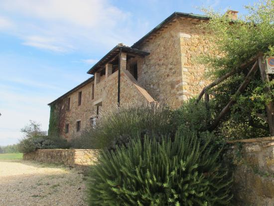 Montalcinello, İtalya: The Villa
