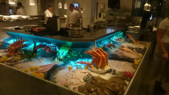 Display picture of the seafood bar spui amsterdam for Seafood bar spui 15