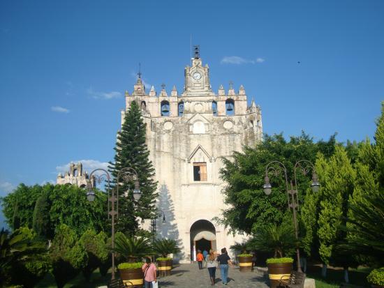 Ex-Convento Agustino de San Mateo Apostol