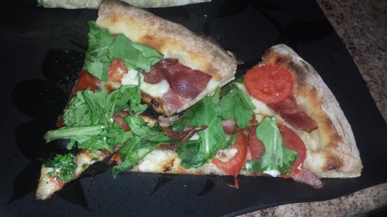 Ishpeming, MI: BLT Pizza