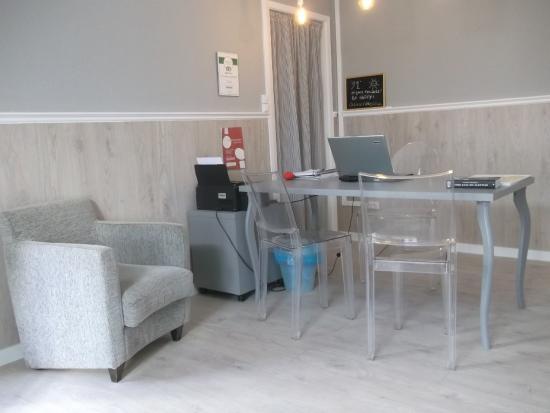 Old Evora Hostel: Recepção
