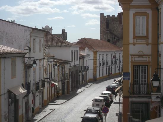 Old Evora Hostel: Panoramica exterior
